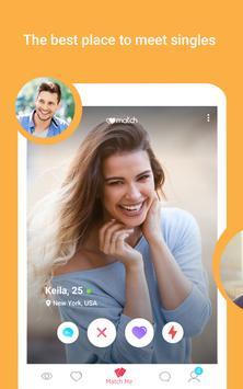 قابل صديقك ودردش معه W-Match تعارف , دردشة , زواج تصوير الشاشة 8