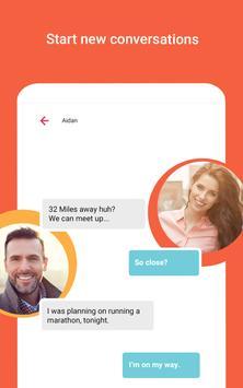 قابل صديقك ودردش معه W-Match تعارف , دردشة , زواج تصوير الشاشة 9