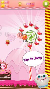 Candy Fruit Jump apk screenshot
