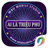 Ai Là Triệu Phú 2016 - Zalo icon