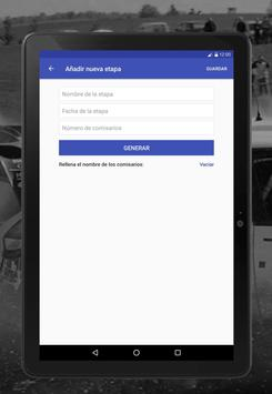 Rallye Radio screenshot 9