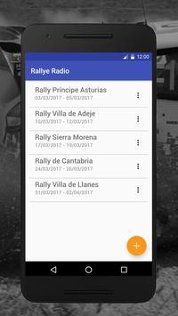 Rallye Radio poster