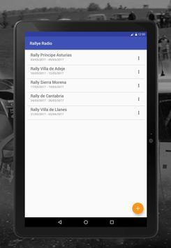 Rallye Radio screenshot 10