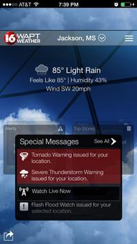Download 16 WAPT Weather 4 5 1402 APK for android Fast