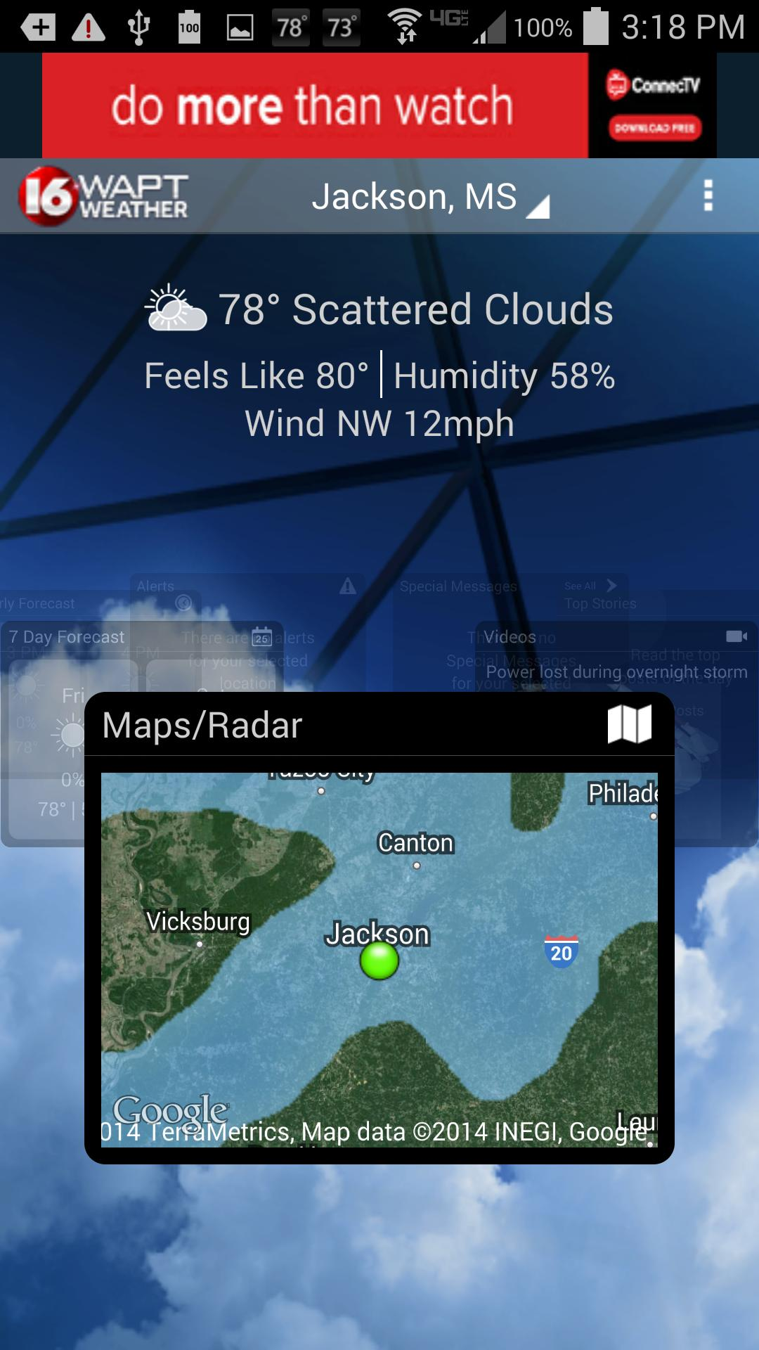 16 WAPT Weather for Android - APK Download