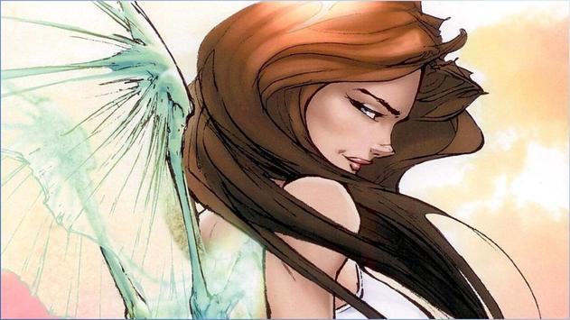 Fantasy Women2 Wallpapers apk screenshot