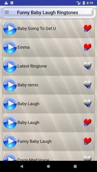 Funny Baby Laugh Ringtones apk screenshot