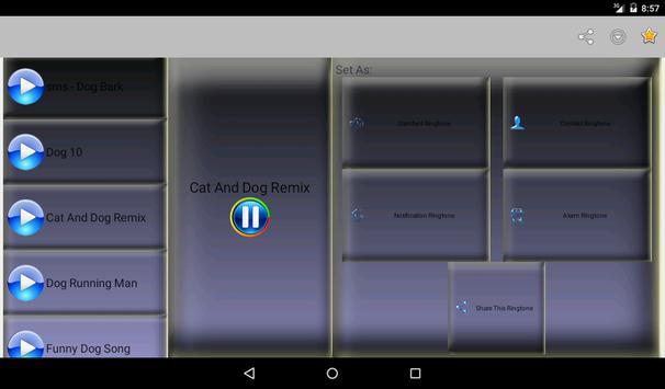Dog and Cat Ringtones Vol2 screenshot 3