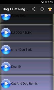 Dog and Cat Ringtones Vol2 screenshot 2