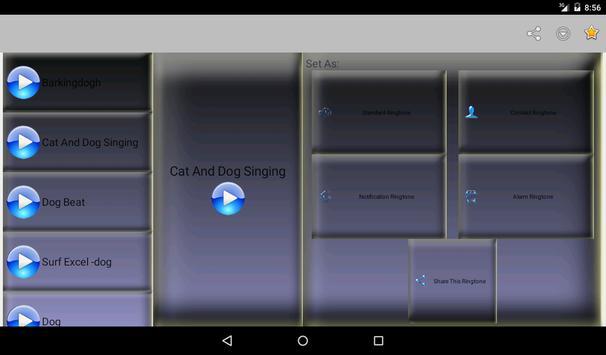 Dog and Cat Ringtones Vol2 screenshot 4