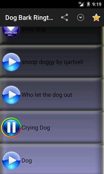 Dog Bark Ringtones Vol2 poster