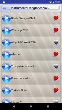 Instrumental Ringtones, Best of 2018 Ringtones for Android - APK