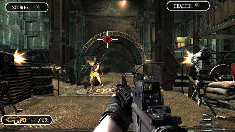 Gears of war II for Android - APK Download