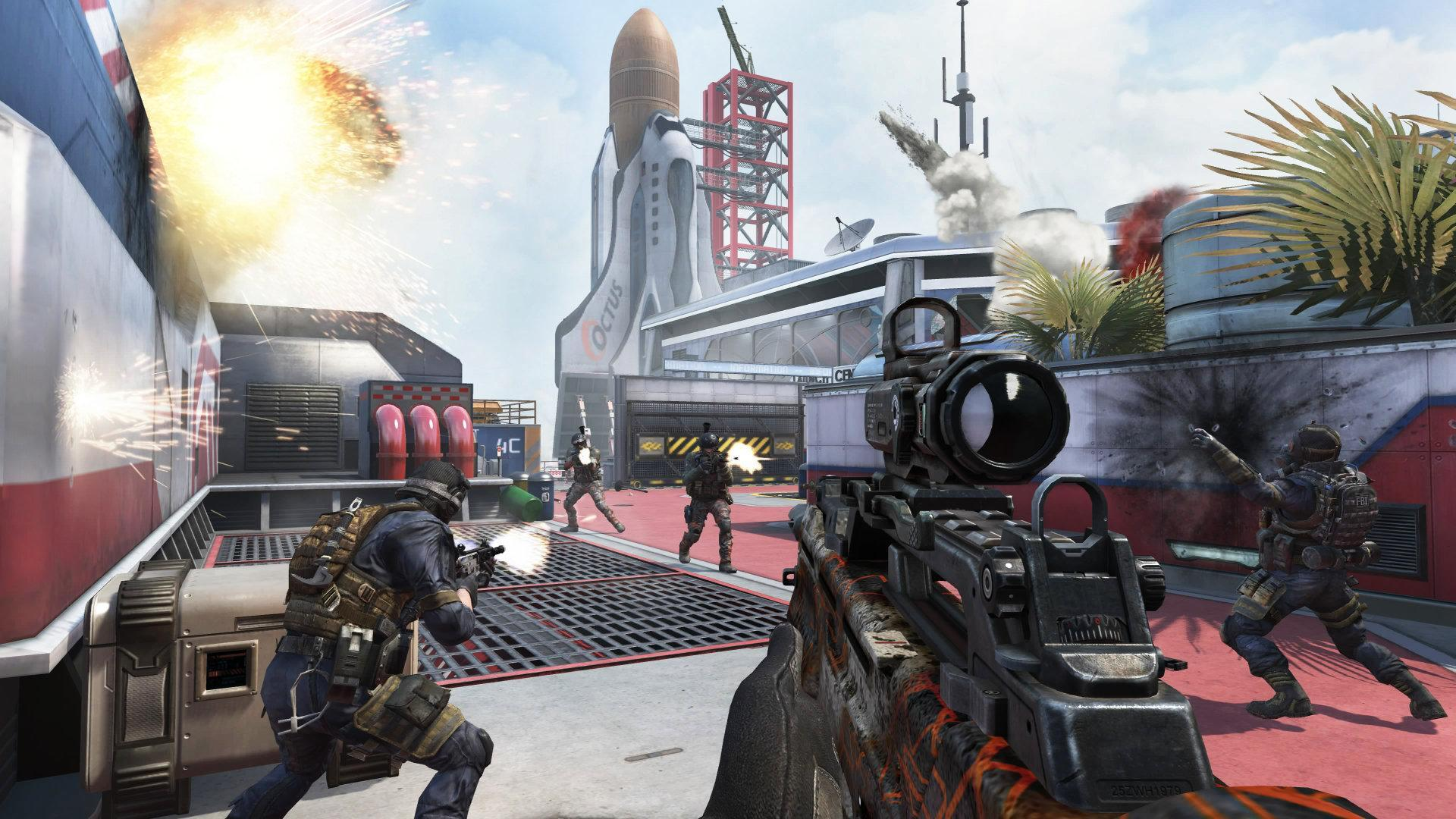 Call Of Duty Black Ops Ii For Android Apk Download