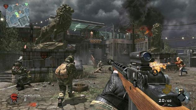 Call Of Duty Black ops II screenshot 9