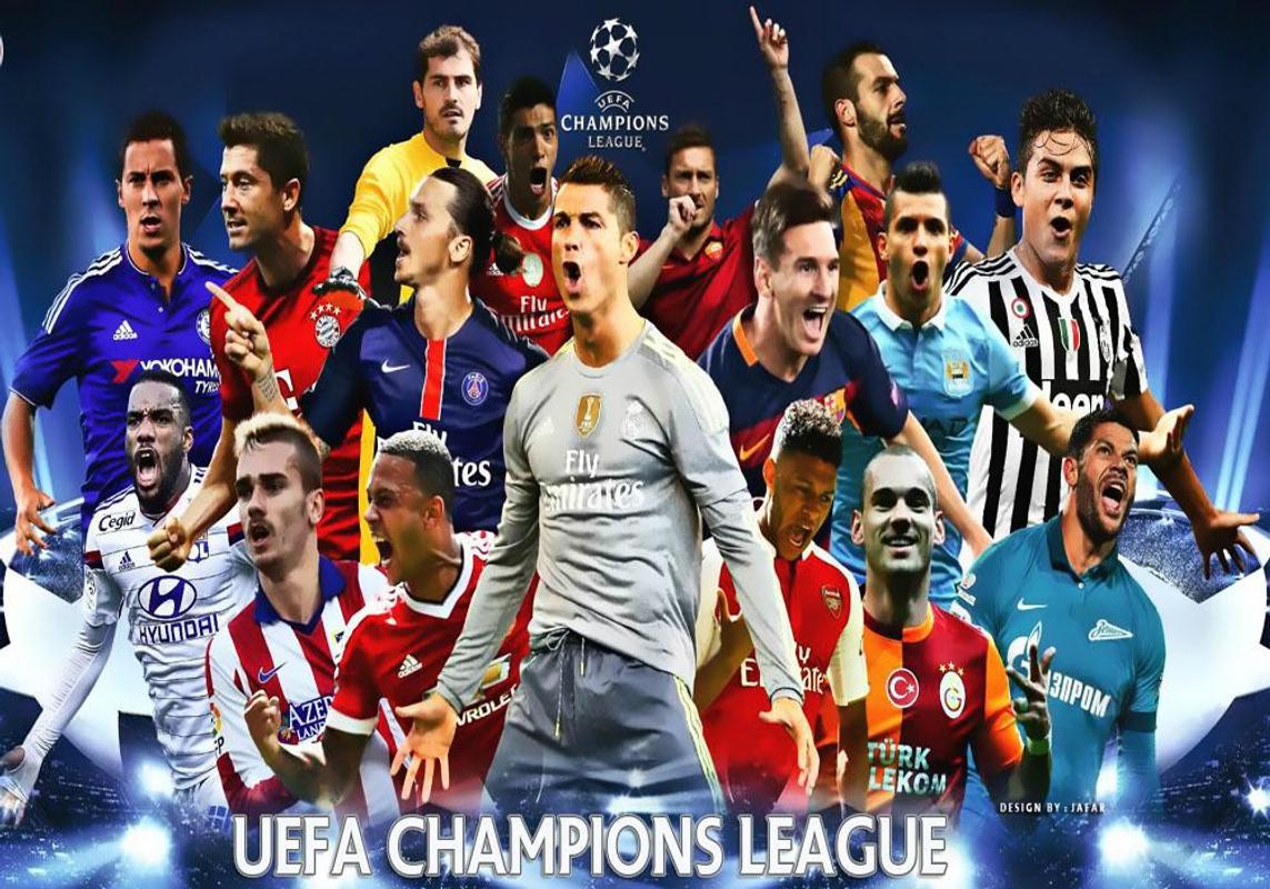 Soccer 17 UEFA Champions League APK Baixar