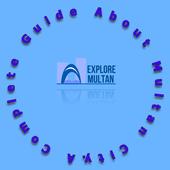 Explore Multan icon
