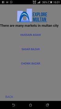 Explore Multan apk screenshot