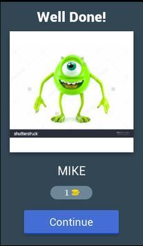Disney quiz apk screenshot