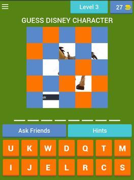 Odize - The Disney quizzes apk screenshot