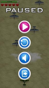 War Air Hunter Game Plus Bom apk screenshot