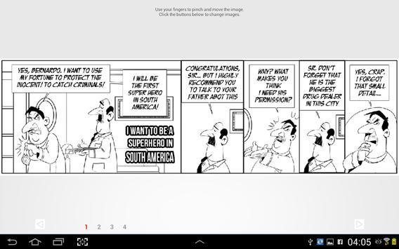 Comic Publishing apk screenshot
