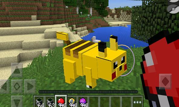 Pixelmon Mod Minecraft 0.15.0 poster ...