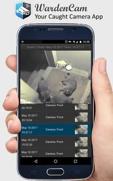 Home Security Camera WardenCam apk screenshot
