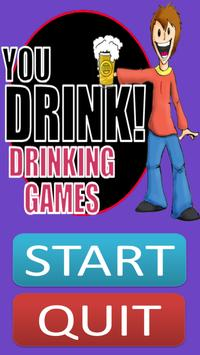 You Drink! Drinking Games poster