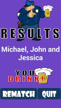 You Drink! Drinking Games apk screenshot