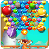 Bubble Shooter War Dragons icon
