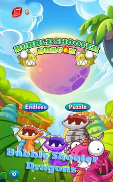 Bubble Shooter War Dragons poster