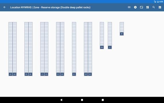 Warehouse Control System screenshot 3