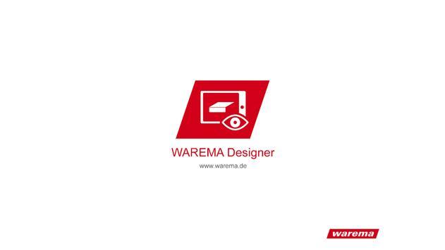 WAREMA Designer poster