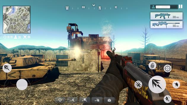 Warfare Reloaded screenshot 2