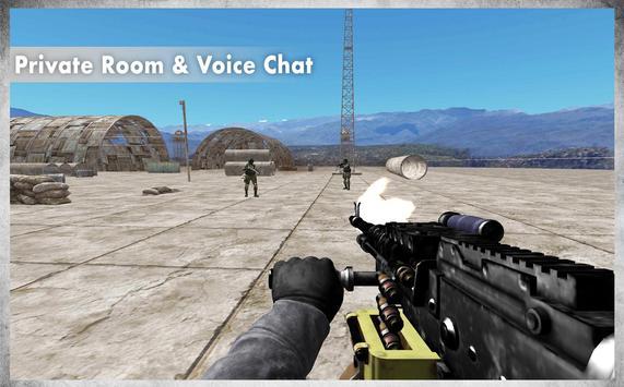 Warfare Strike MultiPlayer FPS apk screenshot