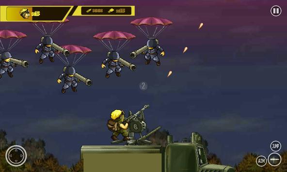 Soldiers Gun - Rambo Mission screenshot 2