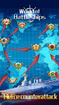 World of Battleships:Storm War apk screenshot