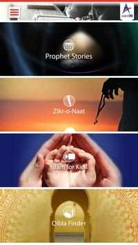 Warid Islamic App screenshot 2