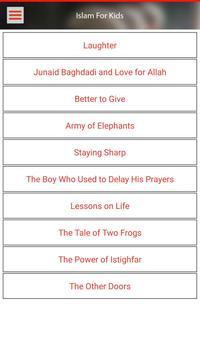 Warid Islamic App screenshot 6