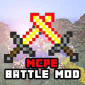 Mod Battle Wars Mcpe Tips icon