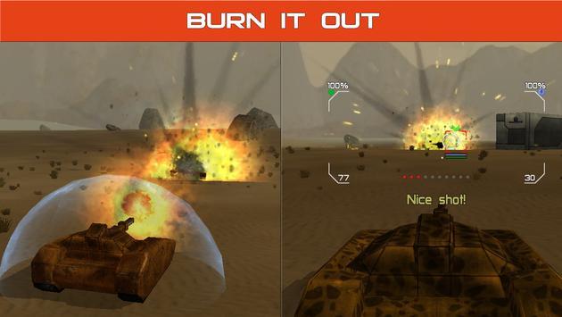 Tank Combat : Future Battles screenshot 3