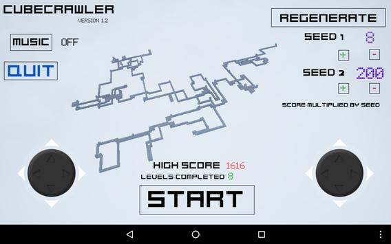 Cube Crawler apk screenshot