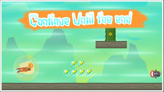 Goku Aventure Super Dragon Z screenshot 1