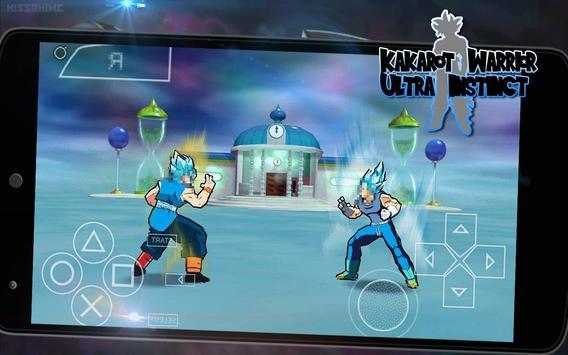 Kakarot Warrior Ultra Instinct 2 poster