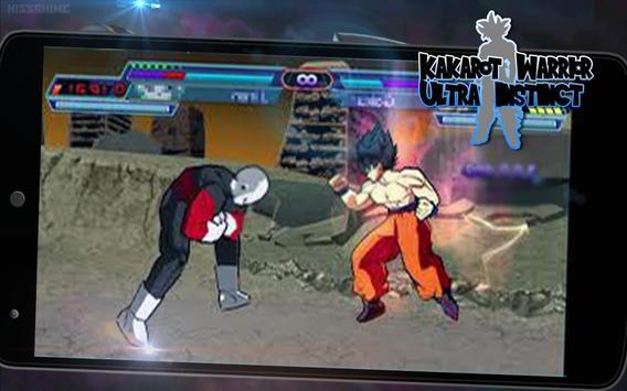 Kakarot Warrior Ultra Instinct 2 screenshot 1