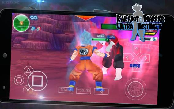 Kakarot Warrior Ultra Instinct 2 screenshot 2