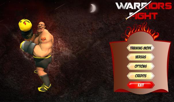 Warriors Fight screenshot 12