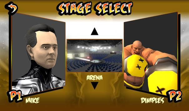 Warriors Fight screenshot 13