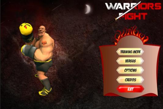 Warriors Fight screenshot 1